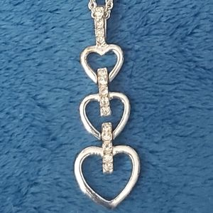 3/$35 Heart Necklace